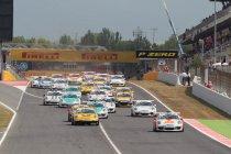 Porsche Supercup: Spanje: Earl Bamber blijft indruk maken