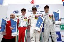 FIA F3: Paul Ricard: Lance Stroll en Callum Ilott eerste winnaars van het jaar