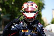 Azerbeidzjan: Liam Lawson kwalificeert eerste voor de Feature Race