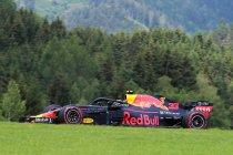 Oostenrijk: Verstappen eerste - DNF voor Mercedes en Vandoorne
