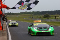 Snetterton: Barwell Motorsport domineert