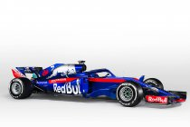 Toro Rosso toont STR13 (+ Foto's)