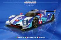 Villorba Corse brengt Dallara LMP2 aan de start