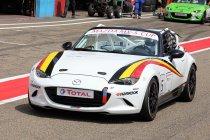 Mazda MX-5 Cup: Marc Goossens en Stéphane Lémeret aan de start in Assen (UPDATE)