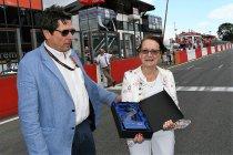 24H Zolder: Circuit Zolder eert Yvette Fontaine