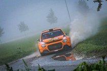 VAS: Cherain leidt halfweg in Monteberg Rally