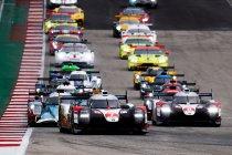 Kortnieuws uit het FIA WEC