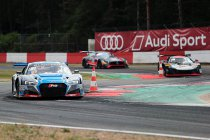 Zolder: Audi palmt top vijf in - Vanthoor tweede