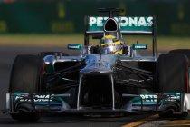 Silverstone: Rosberg snelste bij de vrije trainingen – Massa opnieuw van de baan