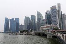 Singapore: Kan Ferrari terugslaan in Marina Bay?