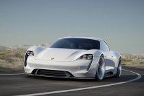 Ontmoet de Porsche Taycan en de Porsche 911 Speedster Concept (+Foto's)