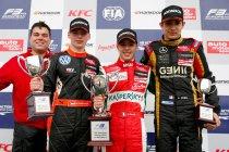Euro F3: Silverstone: Nieuwelingen geven de toon aan