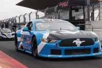 Spa Euro Race: Vader en zoon Van de Poele aan de start met Trans Am bolide