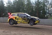Finland: Nitiss versterkt leiderspositie in WK RallycrossRX