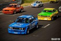 Zolder Historic Grand Prix: Spannende races in het vooruitzicht in Belcar Historic Cup