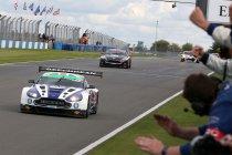 Donington: Beechdean Aston Martin kampioen na incidentrijke race