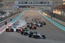 Abu Dhabi: F1 maakt zich op voor laatste manche van het seizoen