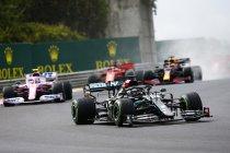 Hongarije: Lewis Hamilton zonder tegenstand
