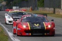New Race Festival: Michelin Award voor Patrick Van Glabeke en het Curbstone FMA Racing