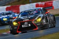 VLN9: Herboren Lexus RC-F GT3 scoort meteen eerste zege