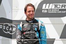 Frédéric Vervisch dan toch aan de start op de Nürburgring