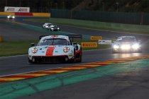 24H Spa: Kevin Estre jaagt GPX Porsche naar de top in nachttraining