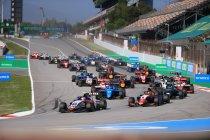 Formule 3: Hauger eerste leider in de tussenstand na seizoensopener in Barcelona