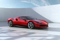 """Ferrari 296 GTB: de nieuwe """"kleine"""" boreling uit Maranello"""