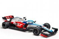 Williams onthult FW43 voor 2020