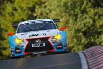VLN 7: Lexus pakt eerste pole