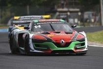 Renault Sport Trophy: Hungaroring: Wolfgang Reip vierde in de sprint race