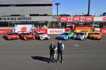 Dream Race: Zeven DTM-wagens vervoegen Super GT in Fuji