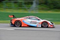 Spa: Teo Martín Motorsport McLaren scoren 1-2 tijdens tweede race