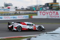 6H Nürburgring: Toyota neemt commando over van Porsche in FP3