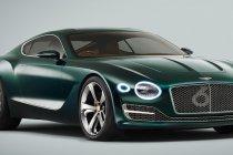 Geneva motor show: Bentley lonkt naar de toekomst met de EXP 10 Speed 6