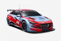 Hyundai pakt uit met nieuwe Elantra N TCR voor Michelisz, Tarquini, Engstler en Vernay
