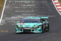 24H Nürburgring: Lamborghini boven tijdens eerste kwalificatie
