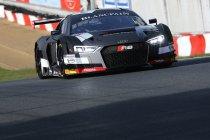 NRF: Dries Vanthoor en Robin Frijns zetten WRT Audi's op pole in Zolder
