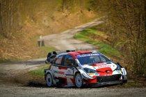 WRC: Ogier neemt het heft in handen in Kroatië