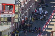 Spa-Francorchamps: Sergey Sirotkin snelste in vrije training