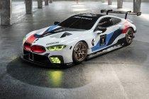 BMW stelt M8 GTE voor in Frankfurt (+ Foto's)