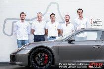 24H Zolder: Extra Porsche van Team Porsche Eindhoven - Maastricht met onder meer Xavier Maassen
