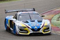 Markus Palttala topt eerste testdag van Renault Sport Trophy