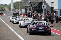 Zolder Superprix: Dirk Warmerdam primus bij Mazda MX-5 Cup