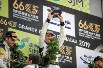 Macau: Marciello wint FIA GT World Cup - Laurens Vanthoor tweede