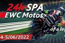 Motoren keren terug naar Spa-Francorchamps