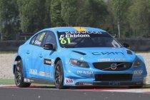 Slovakiaring: Volvo's toppen eerste vrije oefenrit
