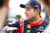 WRC: Hyundai laat Mikkelsen thuis tijdens Corsica