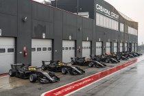 Eerste nieuwe Formule Renault Eurocup wagens geleverd aan de teams