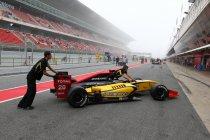 Barcelona: Vandoorne in het zog van Magnussen voor Race 2